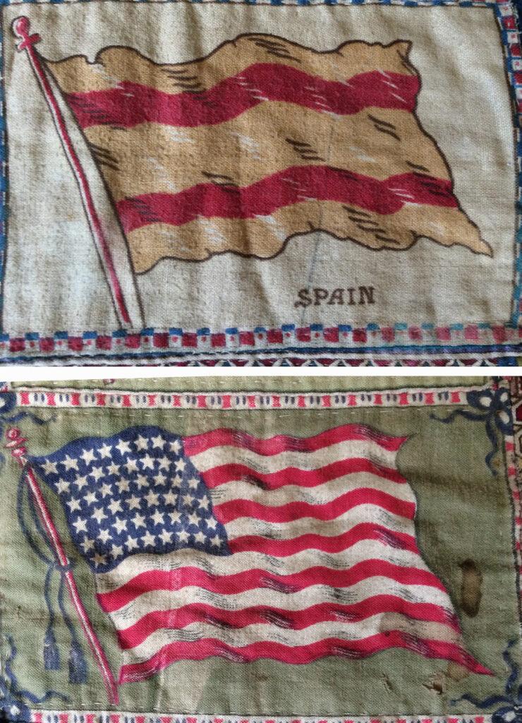 Flag Silks Quilt