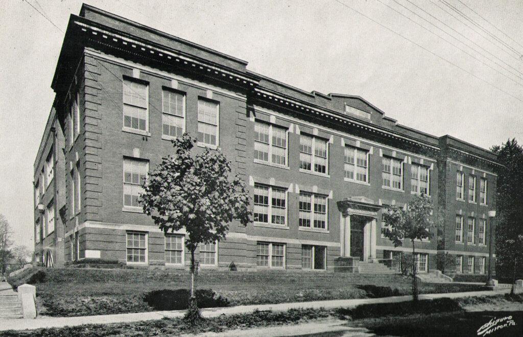 Milton High School 1926