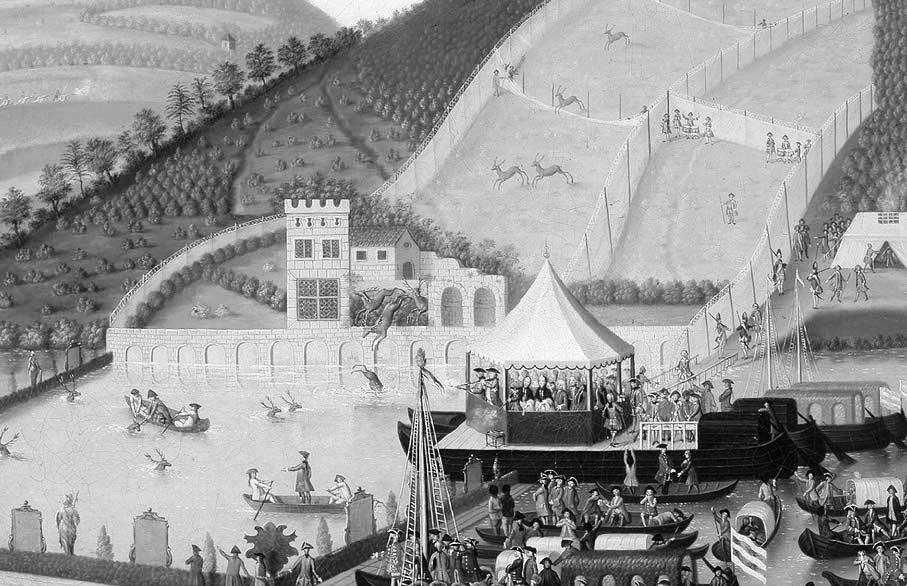 Hunt Neckargemund 1758