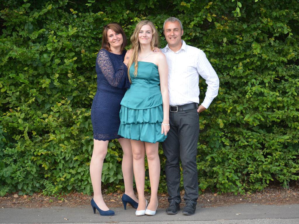 Ulrich Hagenbuch Family
