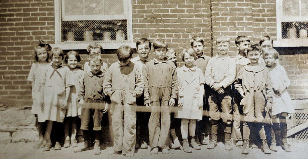 Delaware Run School 1926