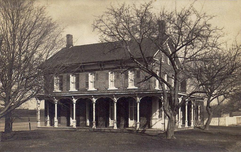 The Inn at Turkey Hill 1900