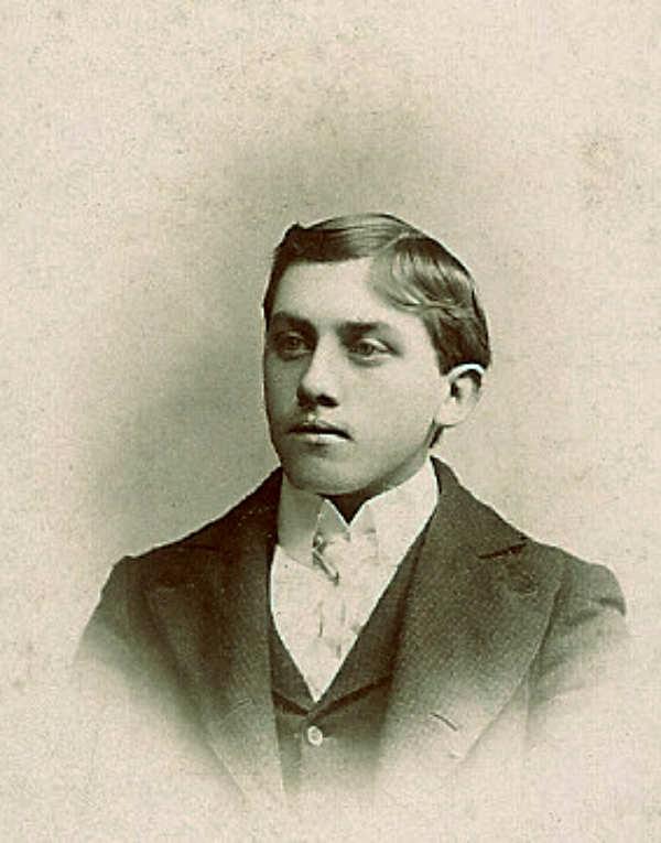 James Emmitt Reichard 1880