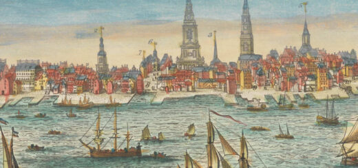 Port of Philadelphia 1778