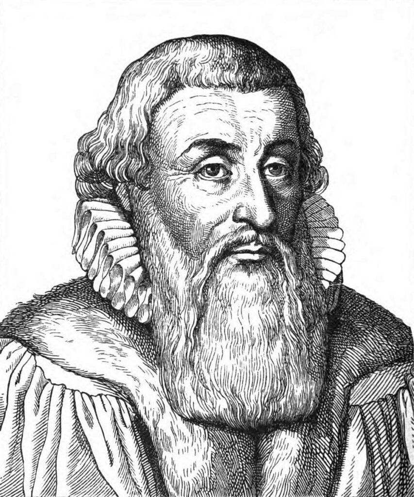 Johann Arndt Engraving