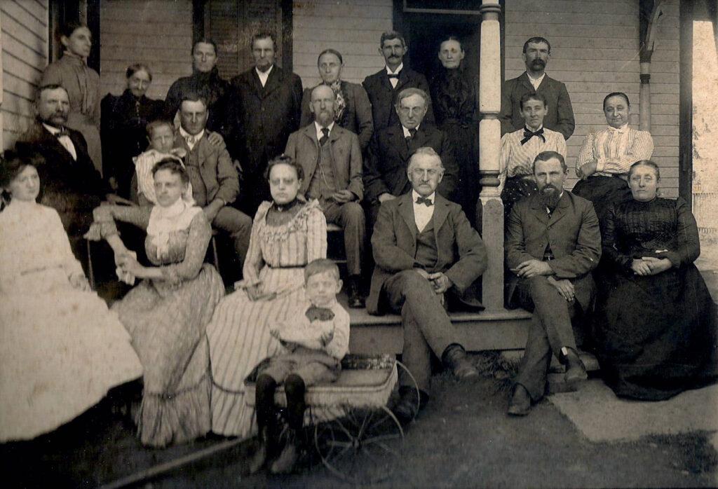 Reichard Family 1901