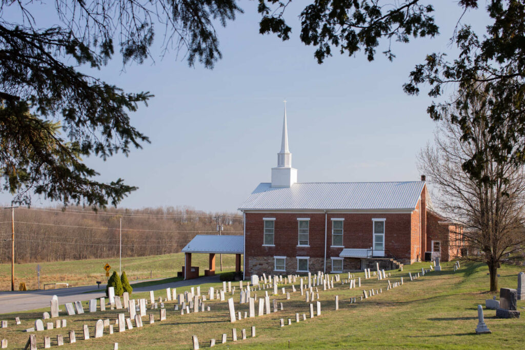St. John's Lutheran Church and Cemetery