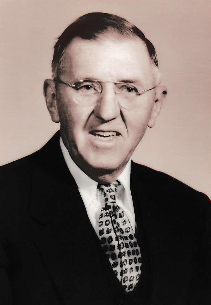 Andrew Pierce Hagenbuch 1950s
