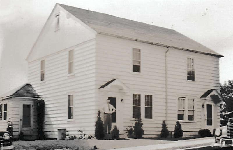 Andrew Pierce Hagenbuch Double House