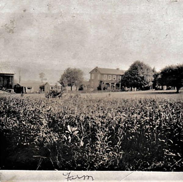 Andrew Creveling Hagenbuch Farm Hidlay Church