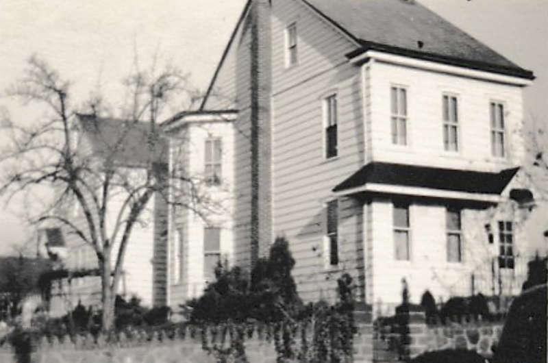 Andrew Pierce Hagenbuch Pottstown Home 1940s