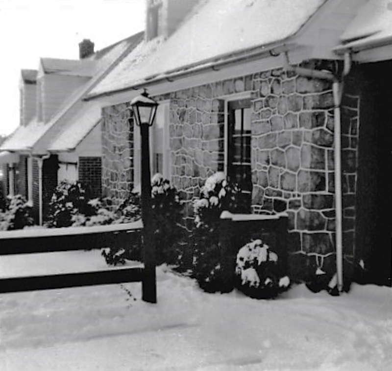 Andrew Pierce Hagenbuch Stone Home Cape Cod