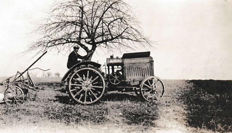 Andrew Pierce Hagenbuch Tractor