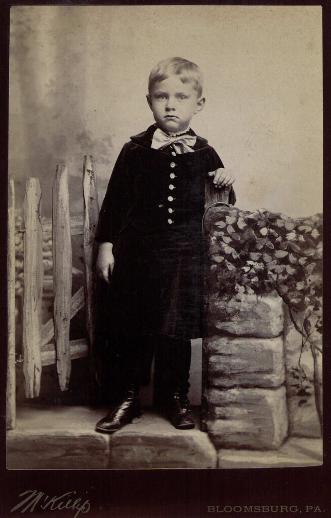 Hiram Creasy 1892