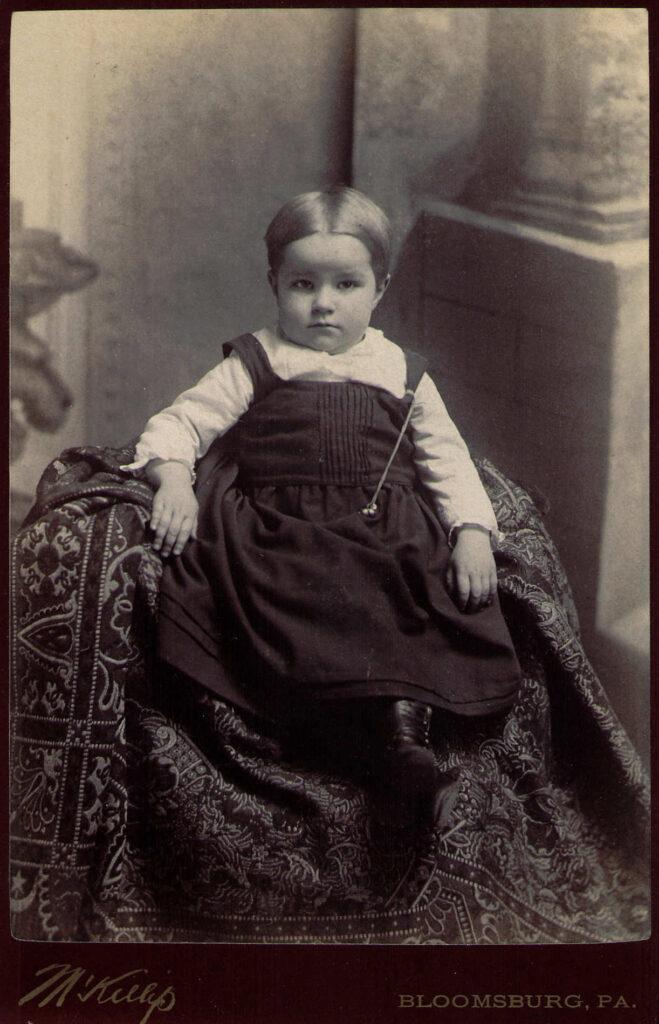 Margaret Englehart 1891