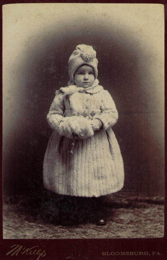 Margaret Englehart 1893