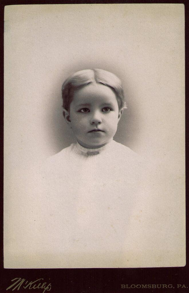 Margaret Englehart 1895