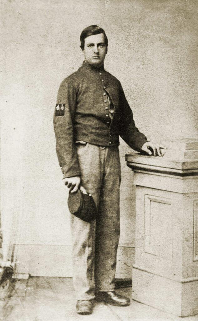 Benjamin Del Fel Hagenbuch 1864