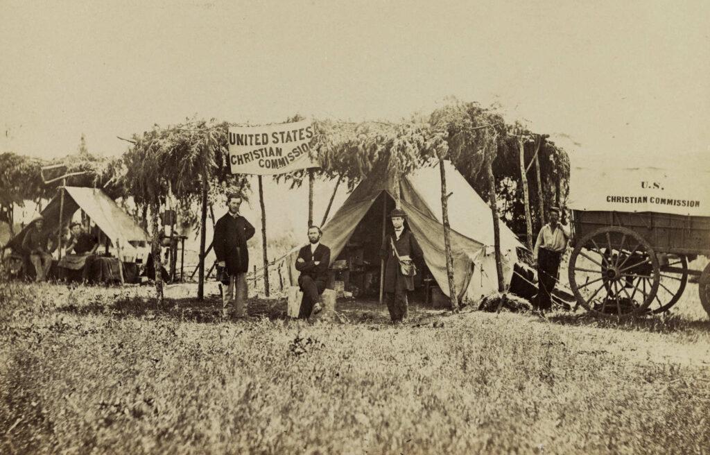 Christian Commission 1863